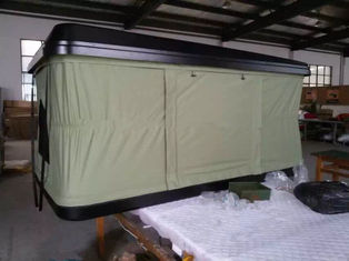High Performance Hard Shell Roof Top Tent For Travel Hiking Camping supplier