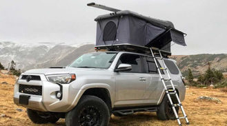 ABS Hard Lid Roof Top Tent Automobile Accessories For 2 Person Camping Parts Pop supplier