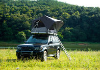 Outdoor Adventure Car Roof Camper Tent , 2 Person Aluminium Roof Top Tent