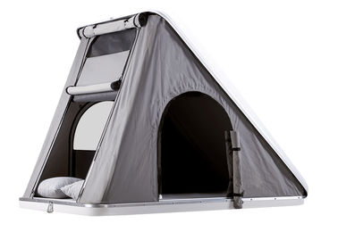 Off Road 4x4 Automatic Roof Top Tent Triangle Shaped One Room Structure