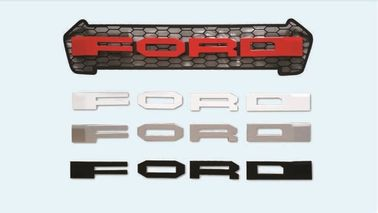 Ford Ranger 4x4 Auto Front Grille ABS Plastic Material With Led Light Easy To Install