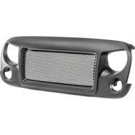 China Replacement Jeep JK Accessories ABS Plastic Jeep Jk Avenger Grill 128*48*16 factory
