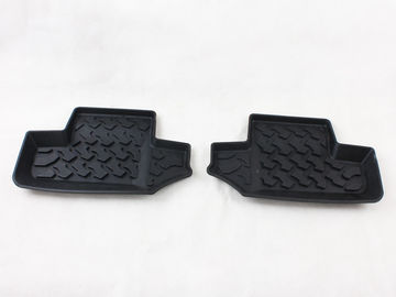 China Rear Position Jeep JK Accessories All Weather Car Interior Mats Replacement factory